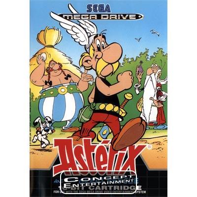 Asterix and the Great Rescue - Sega Mega Drive / Genesis ...