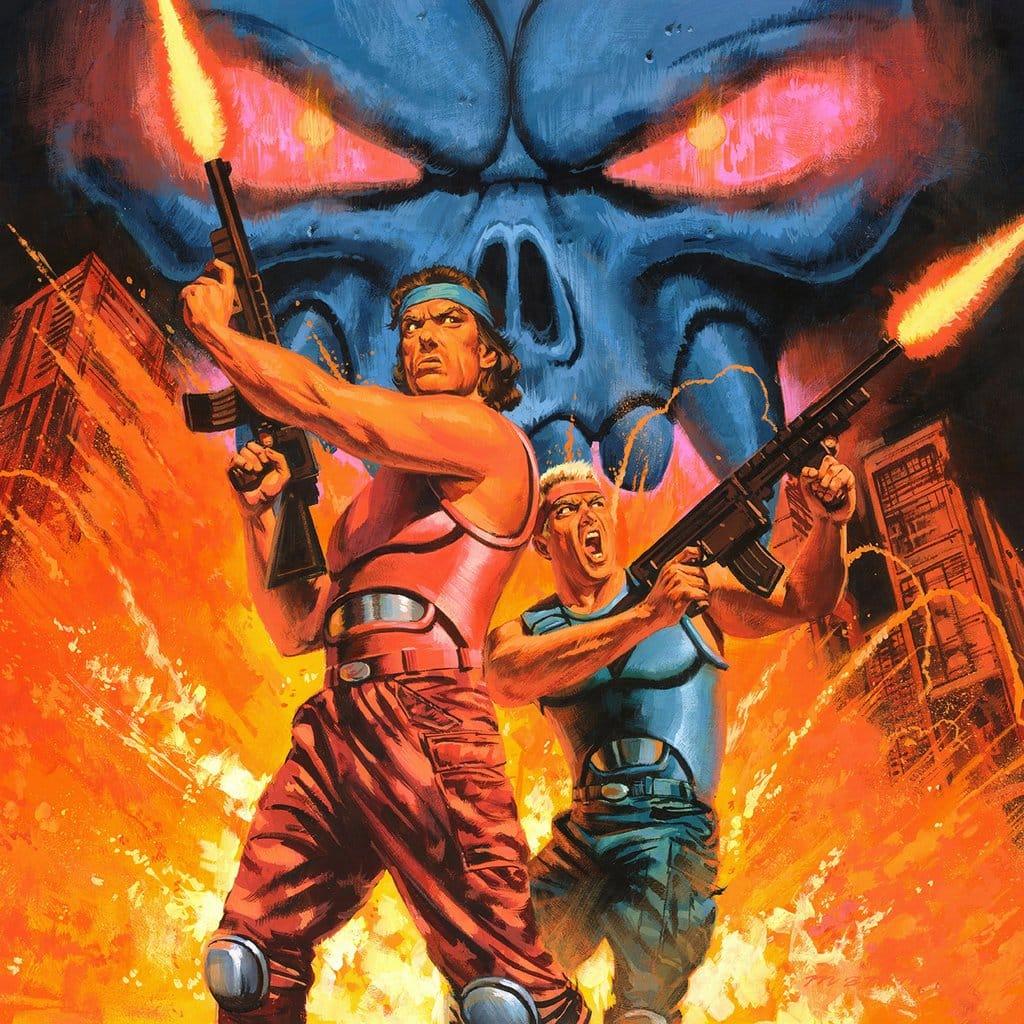 Vinyl Contra 3 The Alien Wars Super Probotector