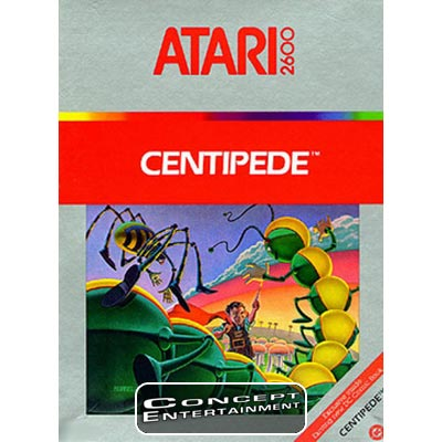 2600 Centipede