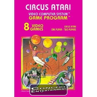 2600 Circus Atari