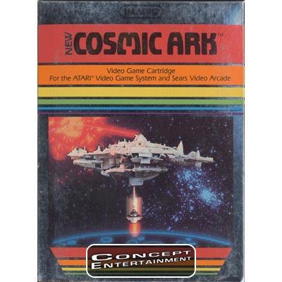 2600 Cosmic Ark