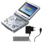 GBA Konsol Game Boy Advance SP Tribal