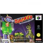 N64 Rocket Robot on Wheels
