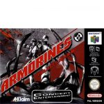 N64 Armorines - Project Swarm