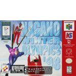 N64 Nagano Winter Olympics 98