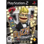 PS2 Buzz - The Hollywood Quiz (på Svenska)