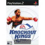 PS2 Knockout Kings 2001