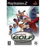 PS2 ProStroke Golf World Tour 2007