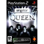 PS2 Singstar Queen
