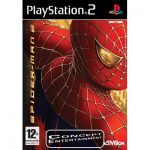 PS2 Spider-man 2