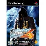 PS2 Tekken 4 (Platinum)