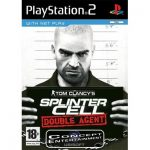 PS2 Tom Clancy's Splinter Cell Double Agent