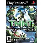 PS2 Turtles TMNT
