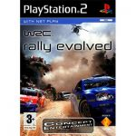 PS2 WRC Rally Evolved