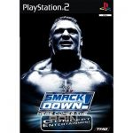 PS2 WWE SmackDown Here Comes the Pain