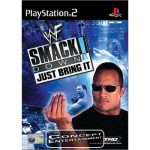PS2 WWE SmackDown Just Bring It