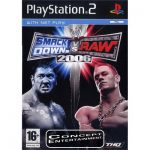 PS2 WWE SmackDown vs Raw 2006