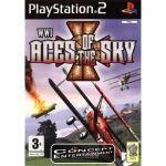 PS2 WWI Aces of the Sky