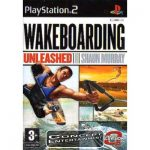 PS2 Wakeboarding Unleashed