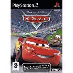 PS2 Cars Disney Pixar (på Svenska)