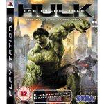 PS3 Incredible Hulk The