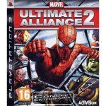 PS3 Marvel Ultimate Alliance 2