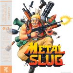 VINYL Metal Slug Soundtrack (Opaque Yellow)