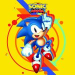 VINYL Sonic Mania Soundtrack (Translucent Blue)