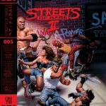 VINYL Streets of Rage 2 Soundtrack 2xLP (Clear)