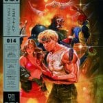 VINYL Streets of Rage 3 Soundtrack 2xLP (Translucent Orange)