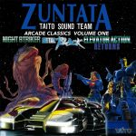 VINYL Zuntata Arcade Classics Volume 1 Soundtrack (Yellow)