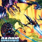 VINYL Zuntata Arcade Classics Volume 2 Darius Soundtrack (Blue)