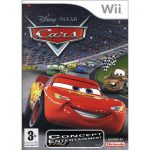 Wii Cars Disney Pixar