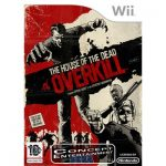 Wii House of the Dead Overkill