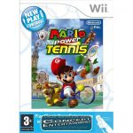 Wii Mario Power Tennis New Play Control
