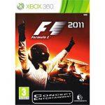X360 Formula One 1 F1 2011