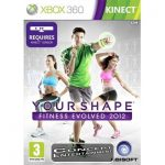 X360 Your Shape Fitness Evolved 2012