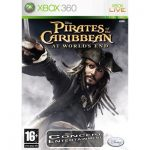 X360 Pirates of the Caribbean - At World's End