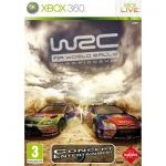 X360 WRC FIA World Rally Championship