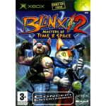 Xbox Blinx 2 - Masters of time & Space