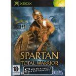 Xbox Spartan Total Warrior