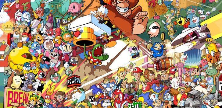 Classic Videogame Mash